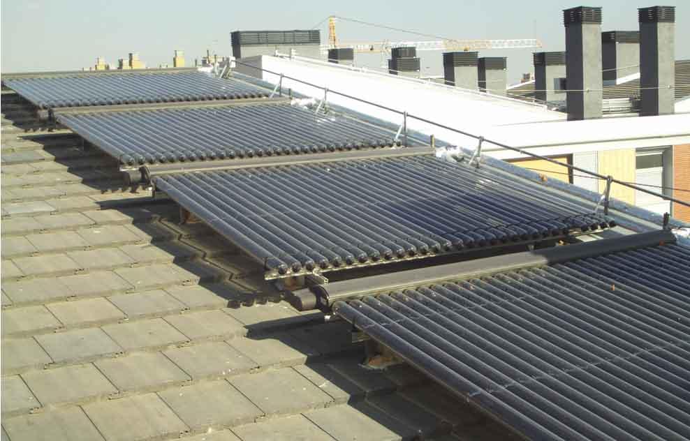 Energ a solar t rmica y fotovoltaica ainfar empresa de instalaciones - Solar barcelona ...